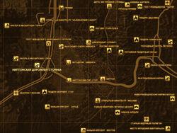 FNV Карта НИПТОНСКАЯ ДОРОЖНАЯ СТОЯНКА