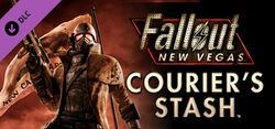 FNV Courier's Stash Steam banner