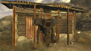 FNV Victor disabled in Goodsprings