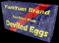 FO3 YumYum Deviled Eggs