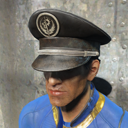 FO4 Головной убор капитана дирижабля Н
