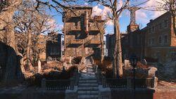 FO4 Кладбище Норт-Энда1