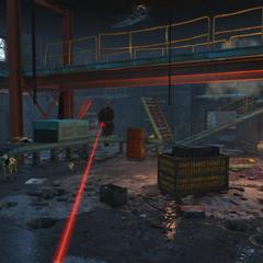 The factory's inhabitants