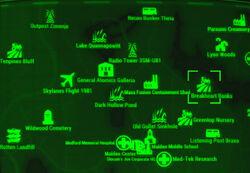 FO4 map Breakheart Banks