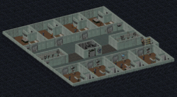 Fo1 Vault 13 Level 2
