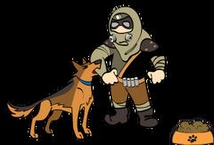 Fo4 Attack Dog