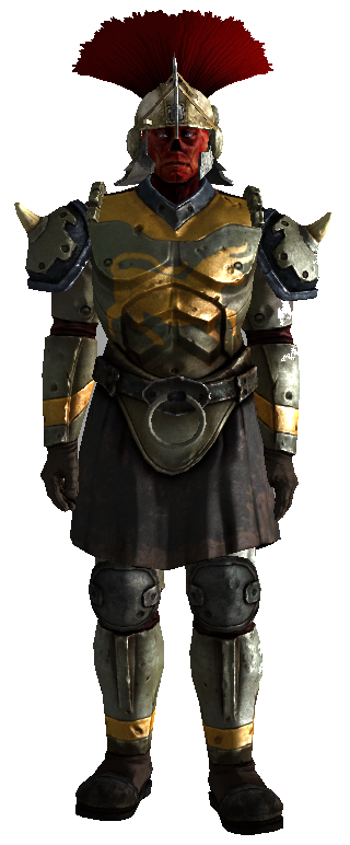 Gaius Magnus GECK