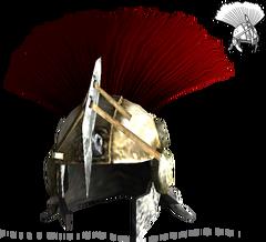Legion centurion helmet