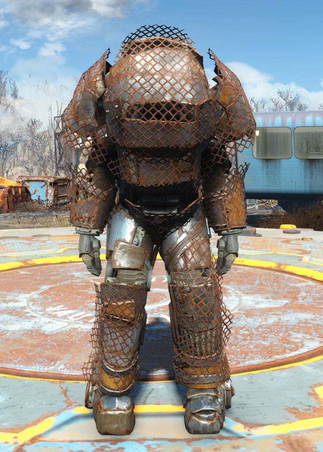Overboss power armor | Fallout Wiki | FANDOM powered by Wikia
