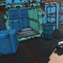 Cargo Vault-Tec