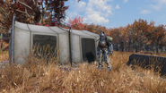 FO76 Firebase LT (Power armor chassis)