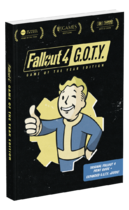 Fallout 4 Game of the Year Edition Strategy Guide