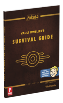 Fo4 Vault Dweller's Survival Guide standard edition