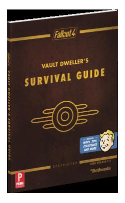 Fo4 Vault Dweller's Survival Guide standard edition