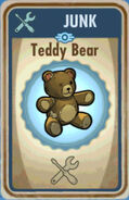 FoS Teddy bear Card