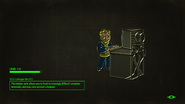 FO4 Hacker loading screen