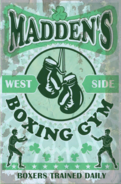FO4 Poster Maddens boxing gym 2