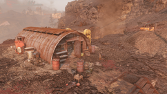 FO76 Abandoned mine shaft 1
