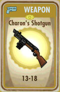 FoS Charon's Shotgun Card