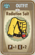 FoS Radiation Suit Card