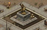FoT Springfield Statue