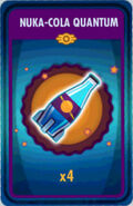 Fos Card Nuka-Cola Quantum x4