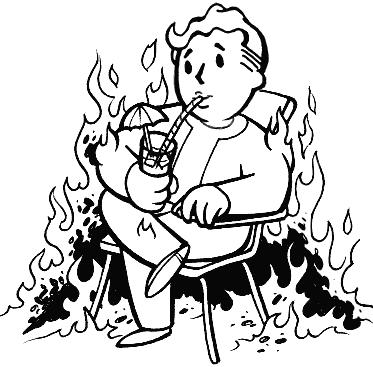 Pyromaniac | Fallout Wiki | FANDOM powered by Wikia