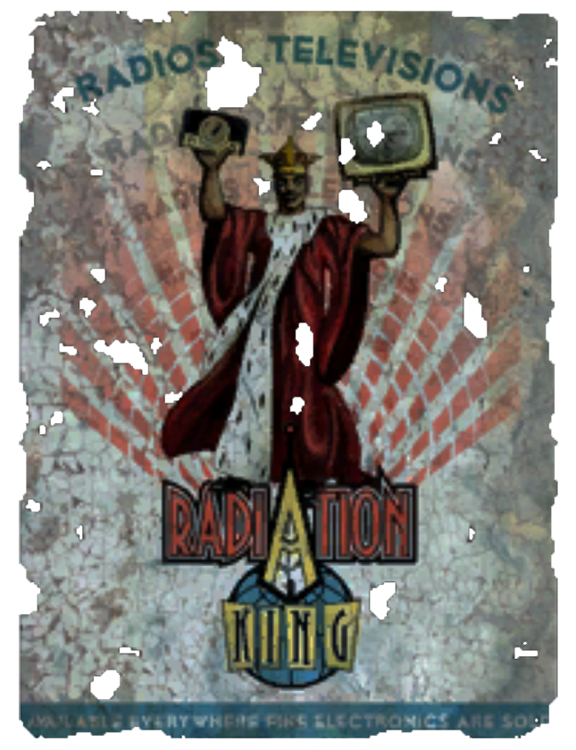 Radiation King poster