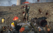 FO4 Bug Mercenary without head