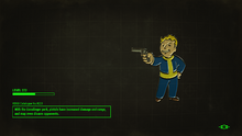 FO4 Gunslinger Loading Screen
