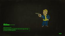 FO4 Gunslinger Loading Screen