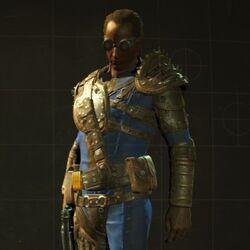 FO4 Leather Armor