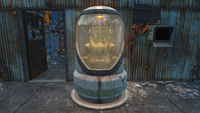 FO4 Wicked Shipping Fleet Lockup outside 2