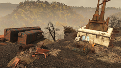 FO76 Hornwright testing site 4