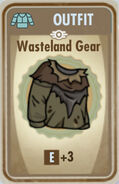 FoS Wasteland Gear Card
