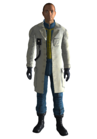 Vault Lab Uniform