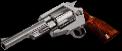 .44 revolver hand