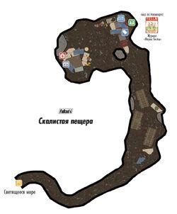 FO4 VDSG Rocky cave lmap