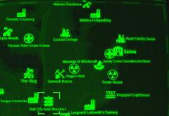 FO4 map Hub City Auto