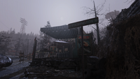 FO76 Location road sign new 10