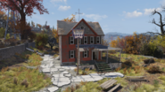 FO76 The Giant Teapot (gift shop)