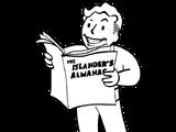 Islander's Almanac (perk)