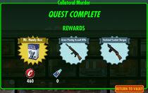 FoS Collateral Murder rewards