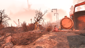 PowerArmor Red Rocket FIlling Station