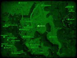 FO4 Кайф-сити (карта мира)