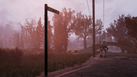 FO76 Location road sign new 14