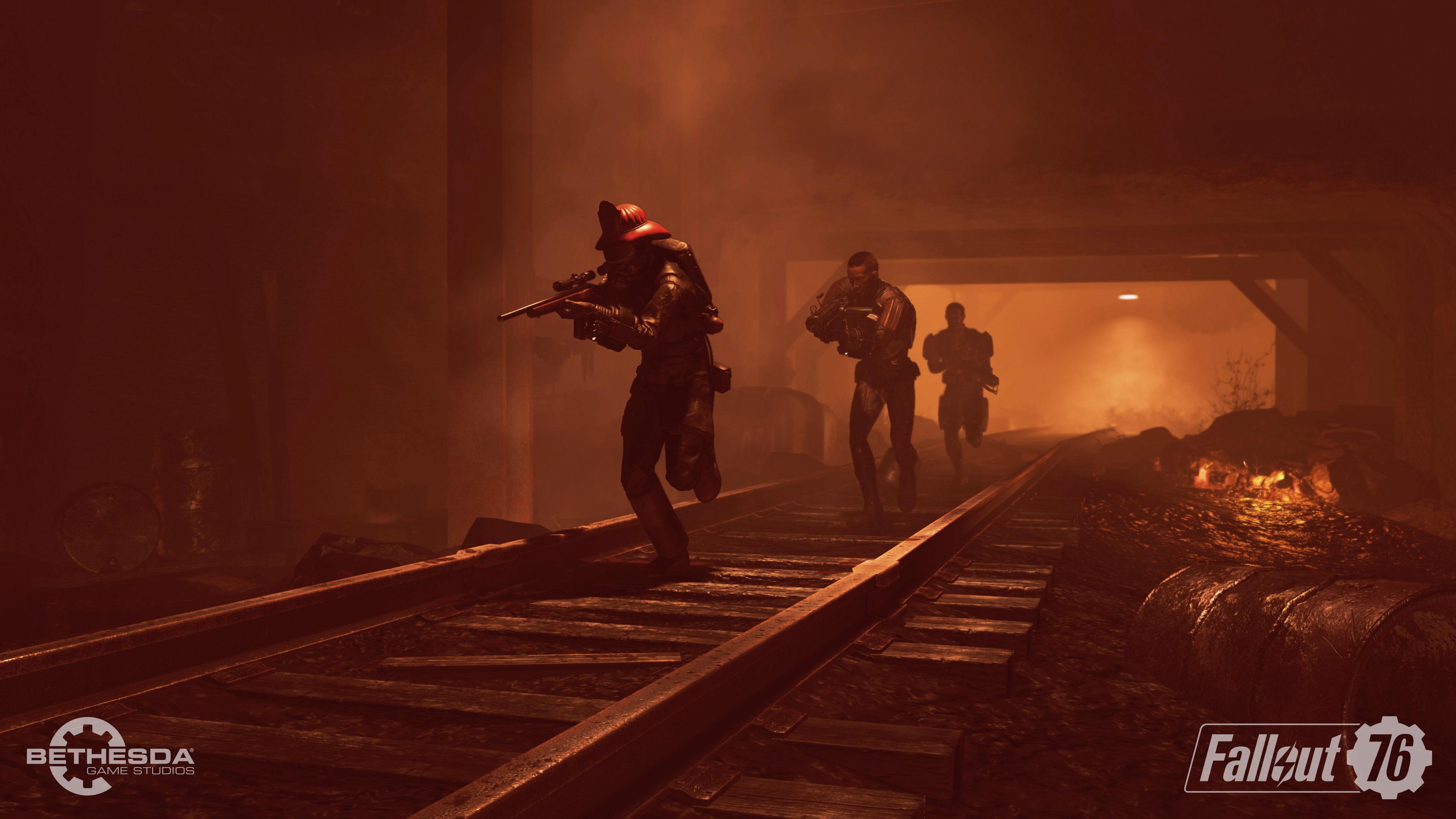 Fallout76 E3 Tunnel