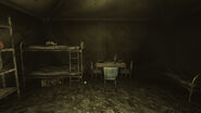 Fo3 refugee tent