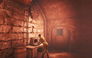 Fo4 ronnie shaw castle tunnels