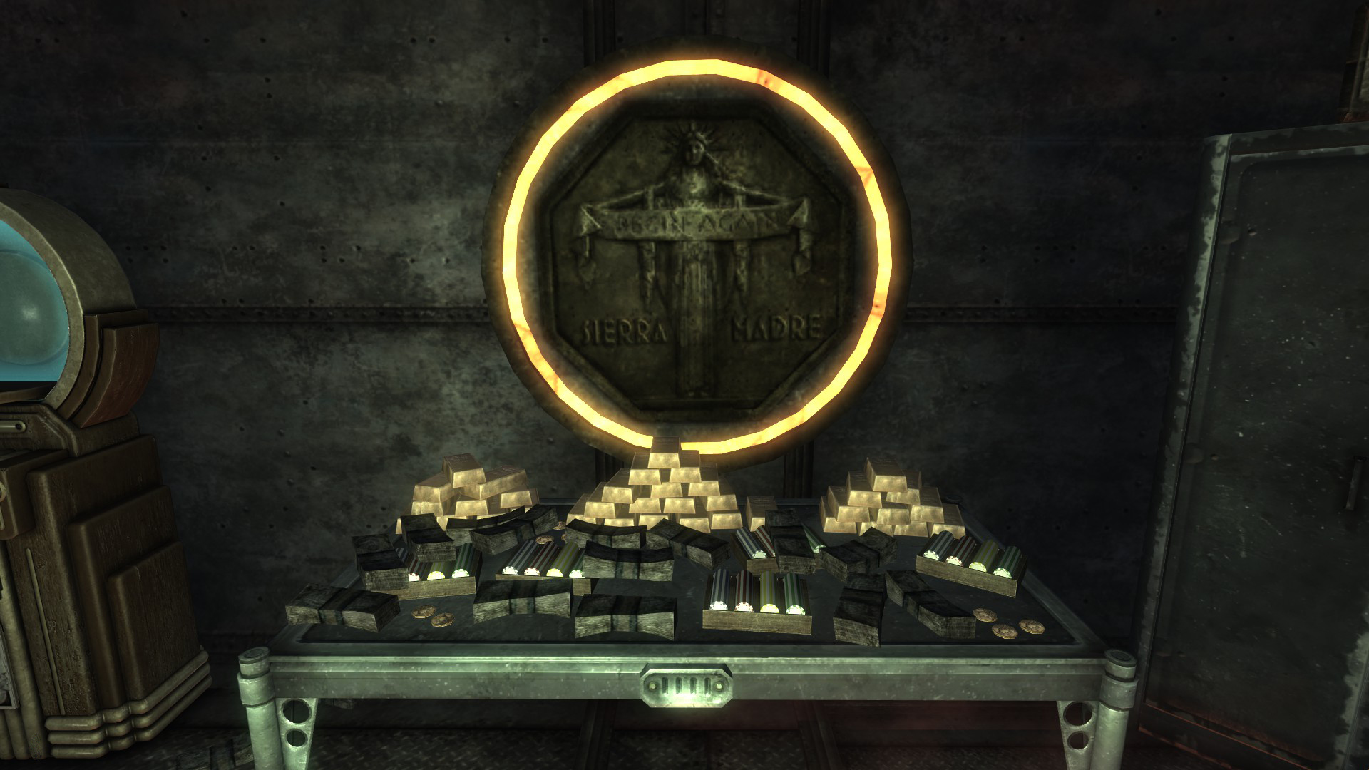 Fallout new vegas dlc dead money trailer.